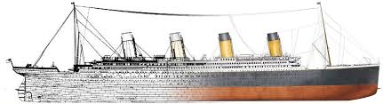 becoming an engineer how to draw the titanic