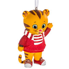 daniel tiger ornament by hallmark retrofestive ca