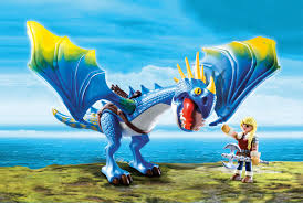 playmobil 9246 dreamworks dragons hiccup and toothless with led