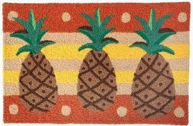 Pineapple Outdoor Rug Gafunkyfarmhouse May 2014