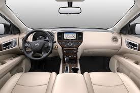 2017 nissan frontier interior 2017 nissan pathfinder first drive