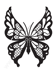 v13 free butterfly vector clip stencil designers nexus