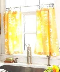 Half Window Curtains Half Window Curtain Source Day Kitchen Window Curtains