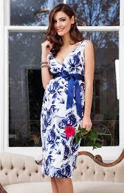 riviera maternity dress orient blue maternity wedding dresses