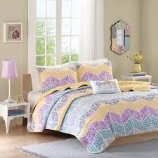 purple bedding sets for girls brilliant yellow bedding sets for girls regarding house design ideas