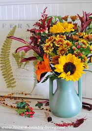 fall flower arrangements 13 fall flower arrangements town country living