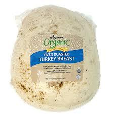 oven roasted turkey breast wegmans
