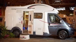 motorhome design awards 2015 the caravan club