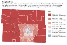 Texas Precinct Map Four Maps That Explain How Greene County Voted