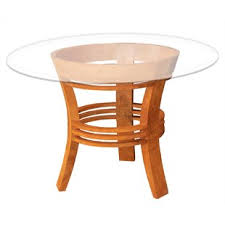 Celina Tent 72 Round Table Half Circle Dining Table Wayfair