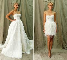2 wedding dresses 2 in 1 wedding dresses the wedding specialiststhe wedding