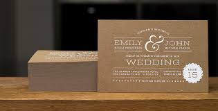 wedding invitations sles custom printed wedding invitations design your wedding