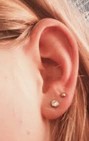 second ear piercing earrings this will be my birthday gift from my parents this year