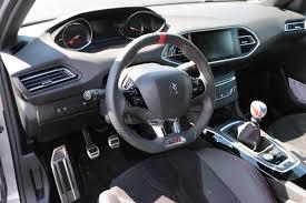 peugeot 308 gti 2012 peugeot 308 gti du sport auto sur le circuit des écuyers