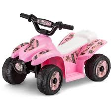 pink camo jeep 6v mossy oak quad ride on pink camo walmart com