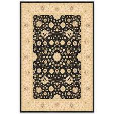 Cream And Black Rugs Buy Black And Cream Area Rug From Bed Bath U0026 Beyond