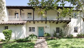 Spanish Style Homes With Interior Courtyards Classic Spanish In Pasadena Charmean Neithart Interiors Designs