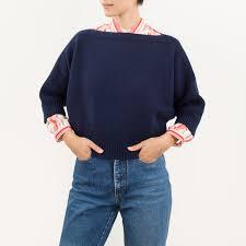 demylee x clare v vintage sweater