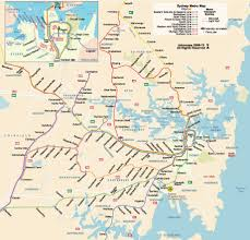 My Subway Map by Subway Map Sydney My Blog