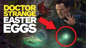 easter facts trivia 13 coolest doctor strange easter eggs references and trivia