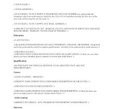 american format resume standard resume slemat template zsmors american cv pdf canadian