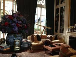 ralph lauren showroom in milan beautiful flowers various