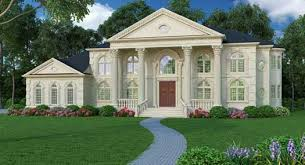 georgia house plans georgian house plan 5 bedrooms 4 bath 5699 sq ft plan 24 205