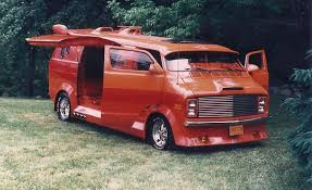 custom dodge vans the spirit of 76 dodge b 200 custom car and driver