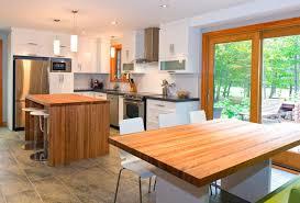 table comptoir cuisine table comptoir cuisine avec de blanc with et contemporaine