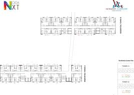 675 sq ft 1 bhk 1t apartment for sale in horizon concept noida nxt