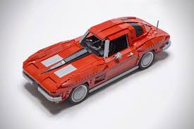 corvette stingray lego corvette stingray hiconsumption