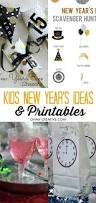 kids new year u0027s eve ideas and printables oh my creative