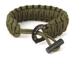 paracord bracelet images Survival bracelet 6m with firesteel bushmen jpg