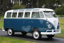 volkswagen minibus 1964 sold volkswagen 21 window kombi microbus lhd auctions lot 6