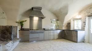 plaque d inox pour cuisine plan de travail castorama sur mesure fabulous plan travail cuisine