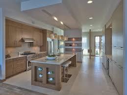 exemple de cuisine avec ilot central modele de cuisine avec ilot attachant modele de cuisine avec ilot