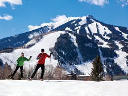 the skinny on nordic skiing in aspen snowmass and basalt aspen
