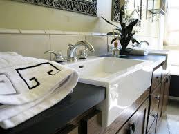 Granite Bathroom Vanities by Composite Countertops Hgtv