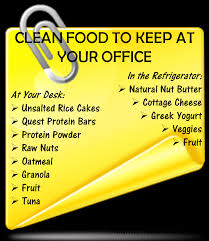 How To Clean Your Desk Clean Eat Education Clean Food To Keep At Your Office U2014 He U0026 She