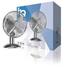 fan that uses ice to cool hq ice blast mains table top cool fan 12 35w 3 settings