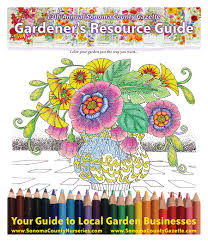 resource guide 2016 sonoma county gardener u0027s resource guide
