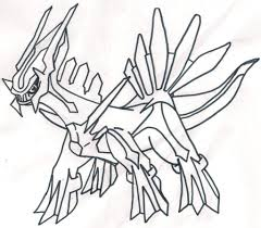 dialga coloring pages aecost net aecost net