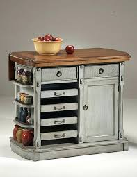red kitchen cart island small island cart vethelp us