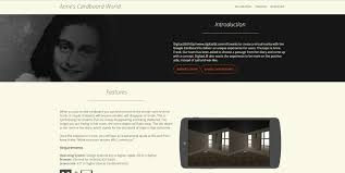 hi i m jaimie this is my portfolio 20 year old student digitaslbi http www digitaslbi com nl wants to create a virtual reality with the google cardboard to deliver an unique experience for users