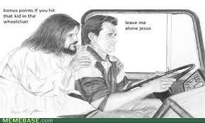 Lol Jesus Meme - lol jesus speed bump ahead ye ole board pinterest bump ahead