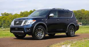2017 nissan armada platinum interior nissan armada platinum reserve suv luxury model hits state fair