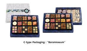 Food Gift Sets Saimdang Food Korean Snack Gift Set Buy Korean Snack Snack