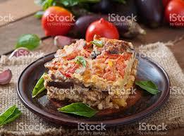 cuisine grecque traditionnelle une moussaka grecque traditionnelle plat photos et plus d images