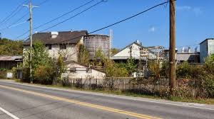 Mysterious Abandoned Places The Wine Sisters Book Club Abandoned Places Nvf Plant In Yorklyn