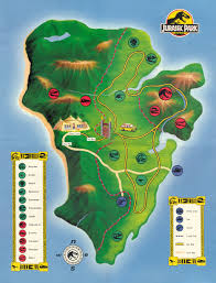 Hunting Island State Park Map by Park Map Jurassic Park Wiki Fandom Powered By Wikia